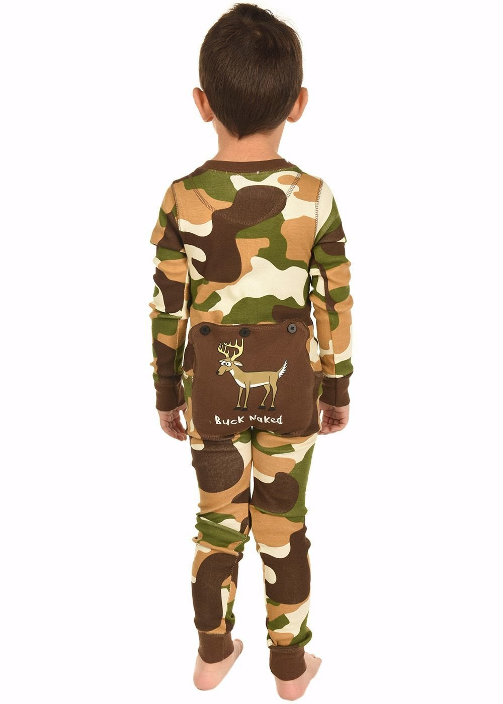 Camo deer Kids Flapjack