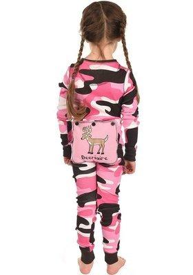 Camo Deer Pink Kids Flapjack