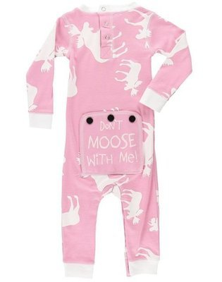 Moose Pink Baby Flapjack