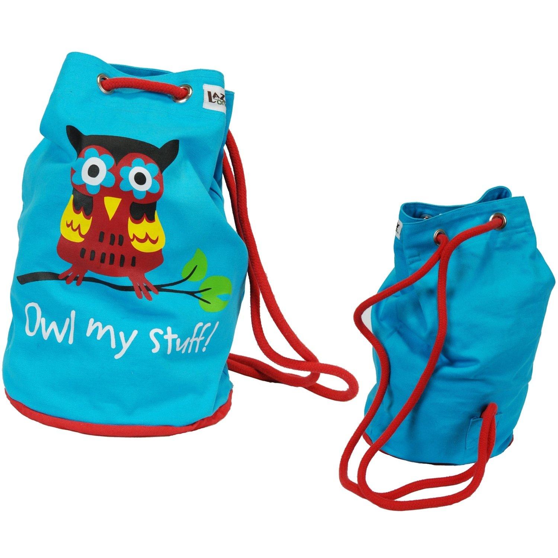 Tote Bag Owl My Stuff