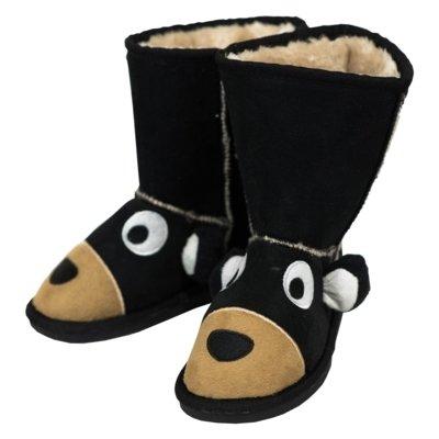 Bear Toasty Toez Slippers