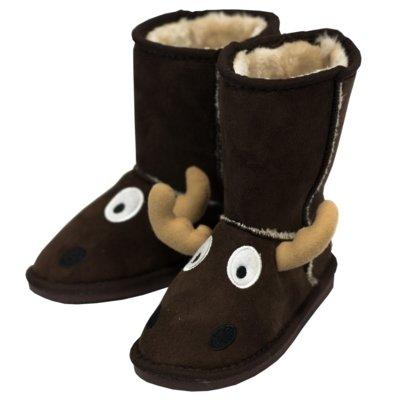 Moose Toasty Toez Slippers