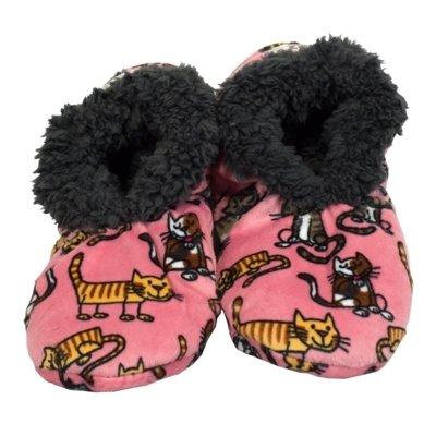 Cat Nap Fuzzy Feet