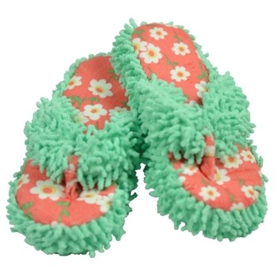 Rise and Shine Spa Slippers