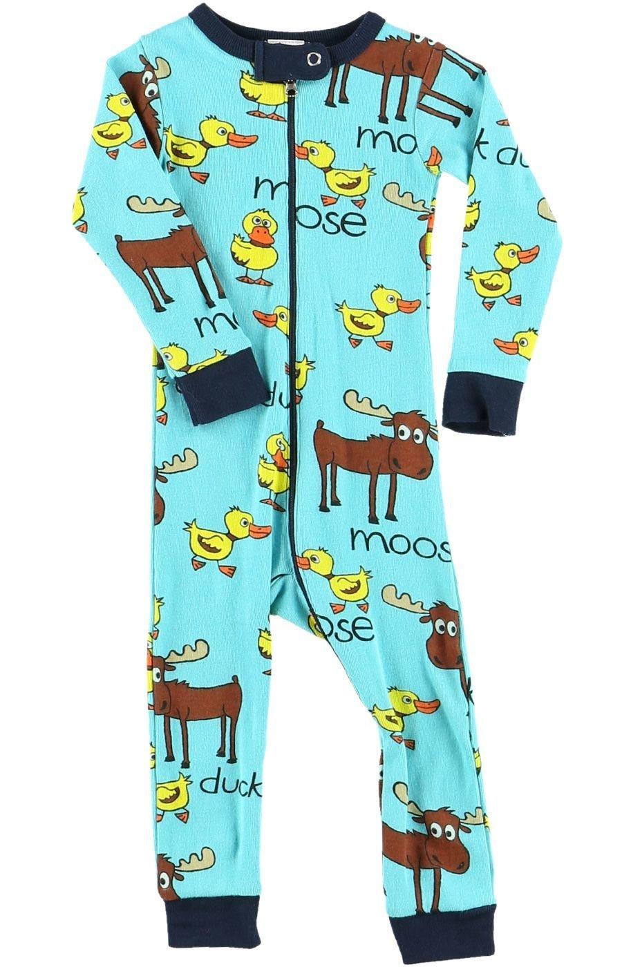 Duck Duck Moose Baby Pyjamas