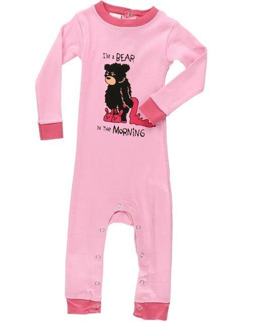 Bear in the Morning Baby Pyjamas