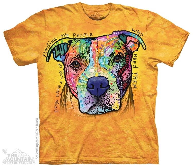 T-Shirt Dogs Have A Way