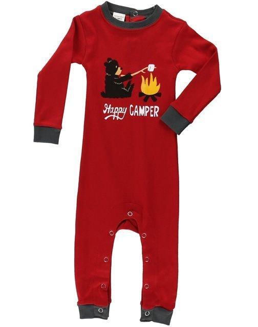 Happy Camper Baby Pyjamas