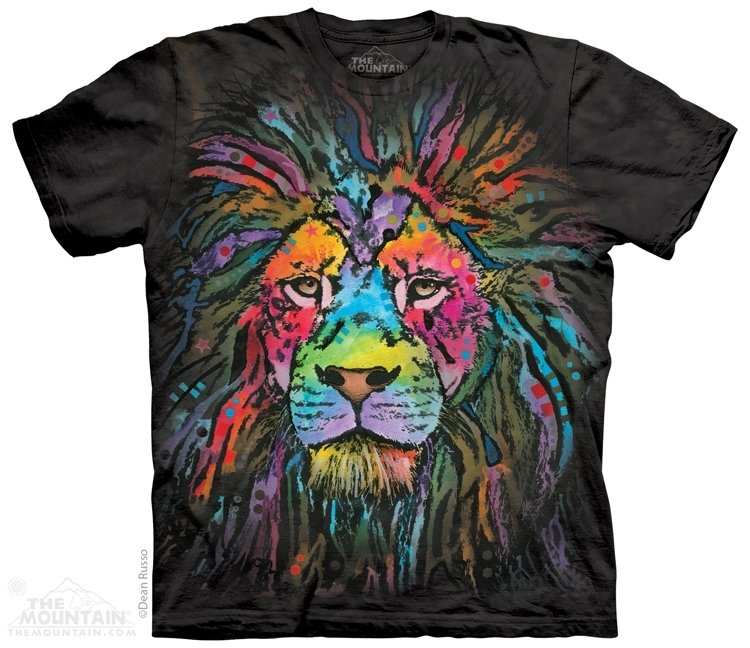 T-Shirt Mane Lion