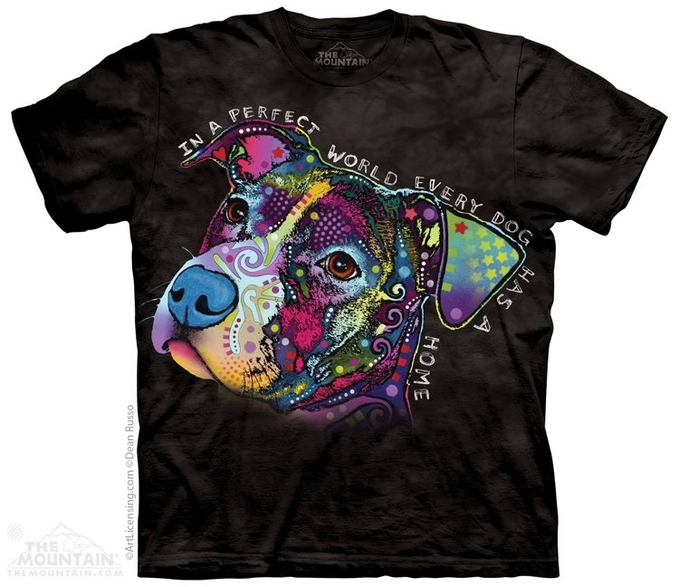 T-Shirt Perfect World