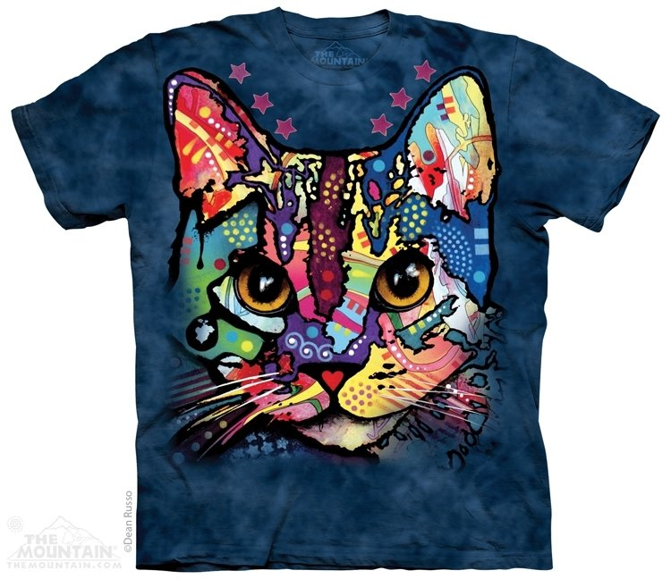 T-Shirt Patches The Cat