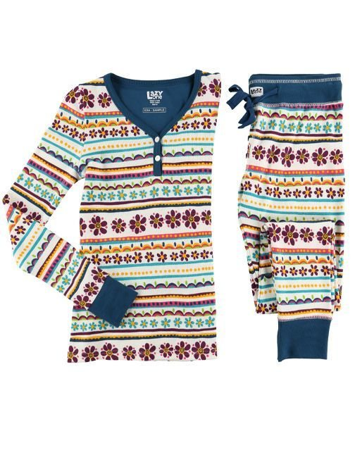 Flower Power Thermal Set