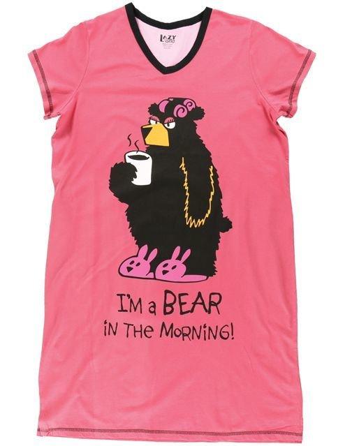 Bear in the Morning