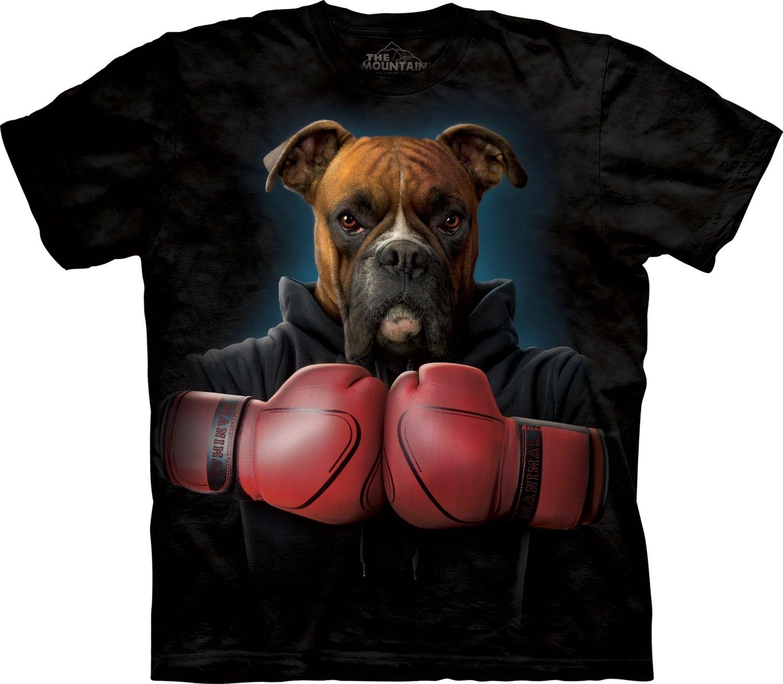 T-Shirt Boxer Rocky