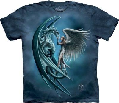 T-Shirt Angel & Dragon