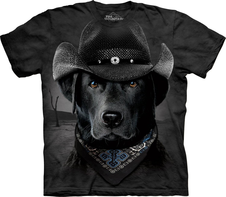 T-Shirt Cowboy Lab