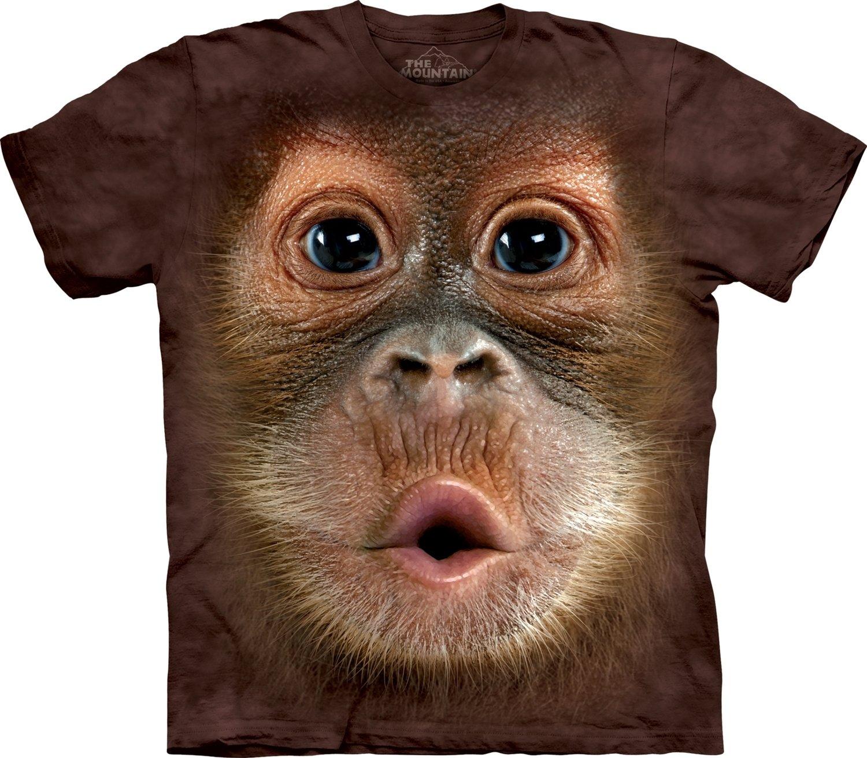 T-Shirt Baby Orangutan