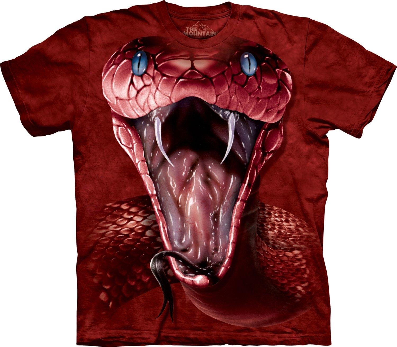 T-Shirt Red Mamba