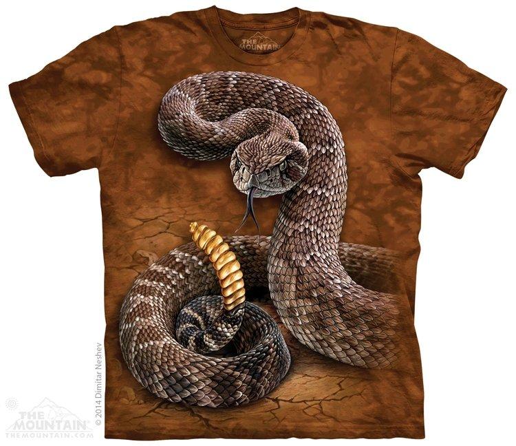 T-Shirt Rattlesnake