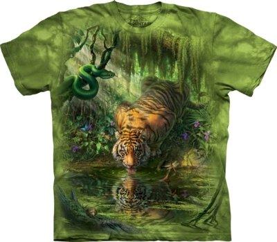 T-Shirt Enchanted Tiger