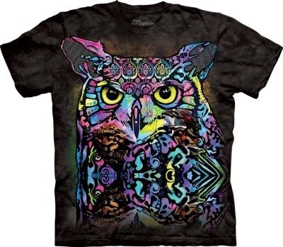T-Shirt Russo Owl