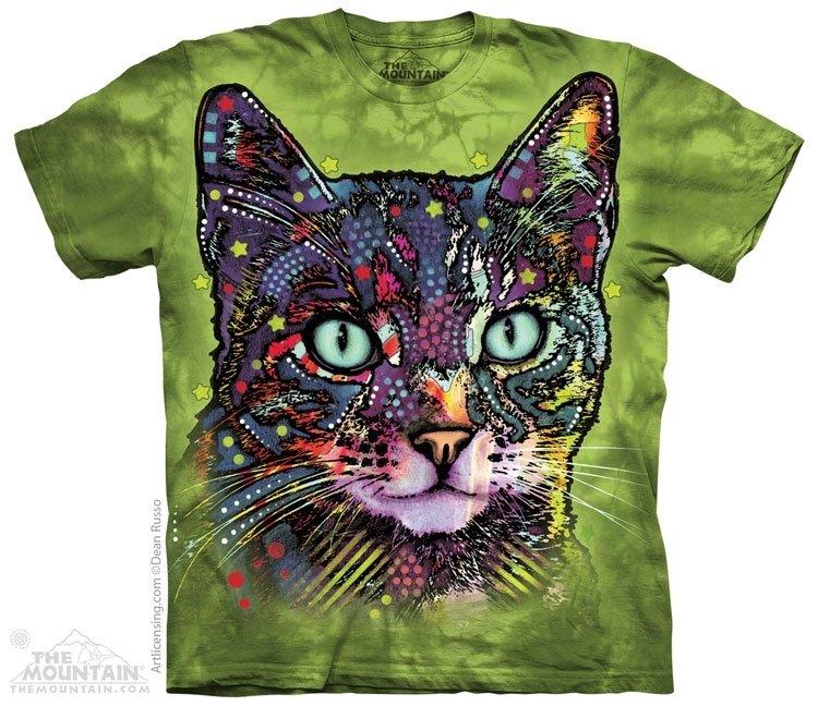 T-Shirt Watchful Cat