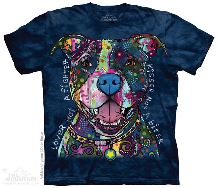 T-Shirt Kisser Dog