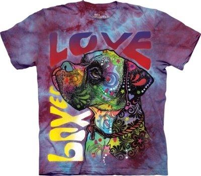T-Shirt Boxer Luv