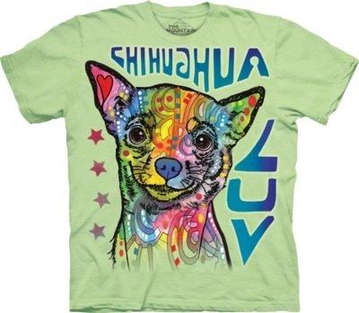 T-Shirt Chihuahua Luv