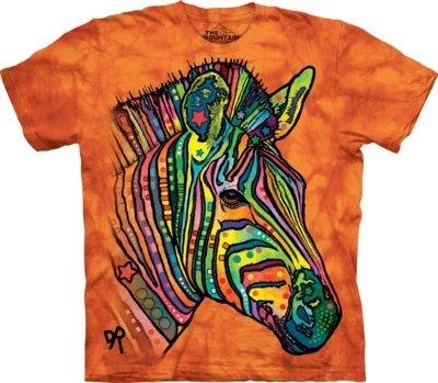 T-Shirt Russo Zebra