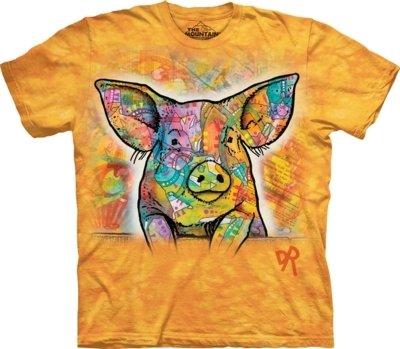 T-Shirt Russo Pig