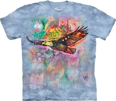 T-Shirt Russo Eagle