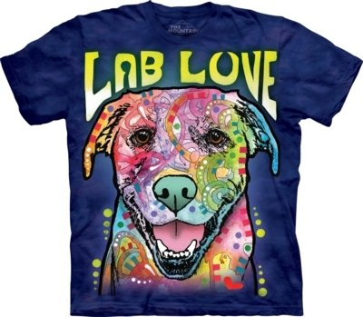 T-Shirt Lab Luv