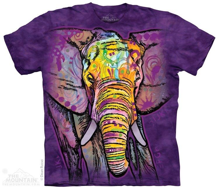 T-Shirt Russo Elephant