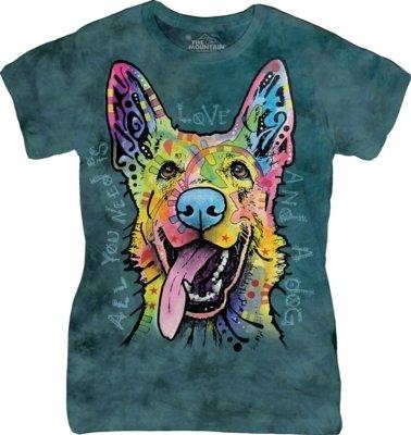 T-Shirt Love Shepherd Fit