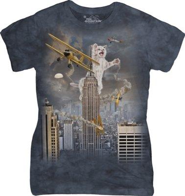 T-Shirt King Kitten Fit