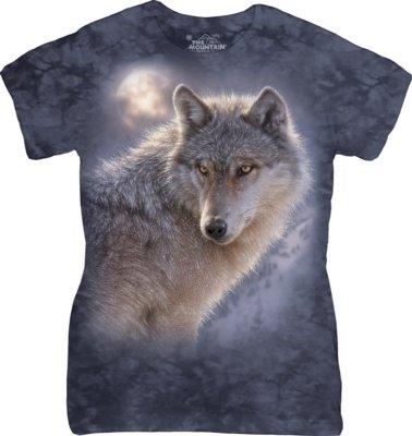 T-Shirt Adventure Wolf Fit