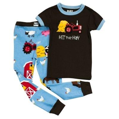 Hit the Hay Kids - PJ Set
