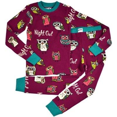 Night Owl Kids - PJ Set