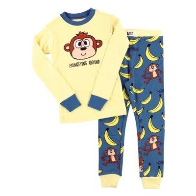 Monkeying Around Kids - PJ Set