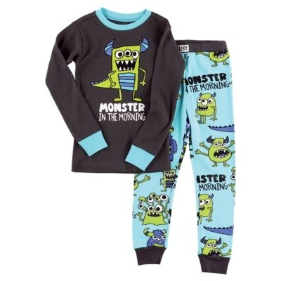 Monster In The Morning - PJ Set