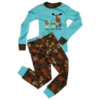 Duck Duck Moose - PJ Set