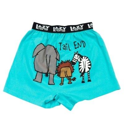 Tail End Zoo Kids Boxer