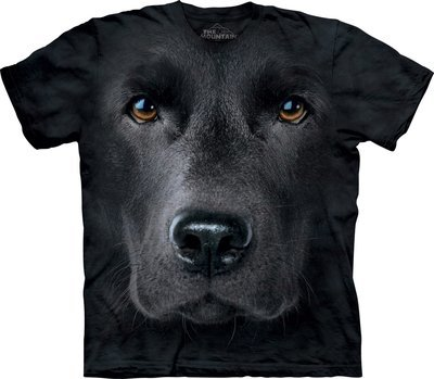 T-Shirt Black Lab Kids