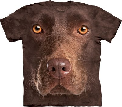 T-Shirt Chocolate Lab Kids