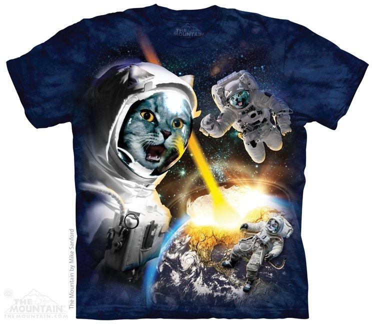 T-Shirt Cataclysm Cat