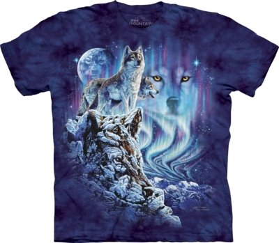T-Shirt Find 10 Wolves Kids