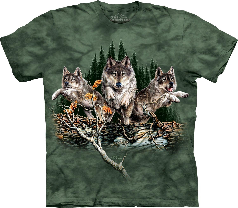 T-Shirt Find 12 Wolves Kids