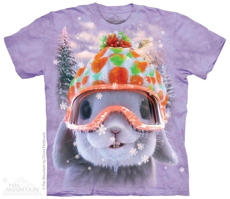 T-Shirt Snow Bunny Kids