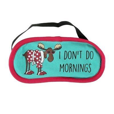 Don't Do Mornings Sovmask